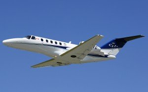 Cessna Citation CJ2 exterieur