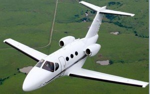 Cessna Citation Mustang exterieur