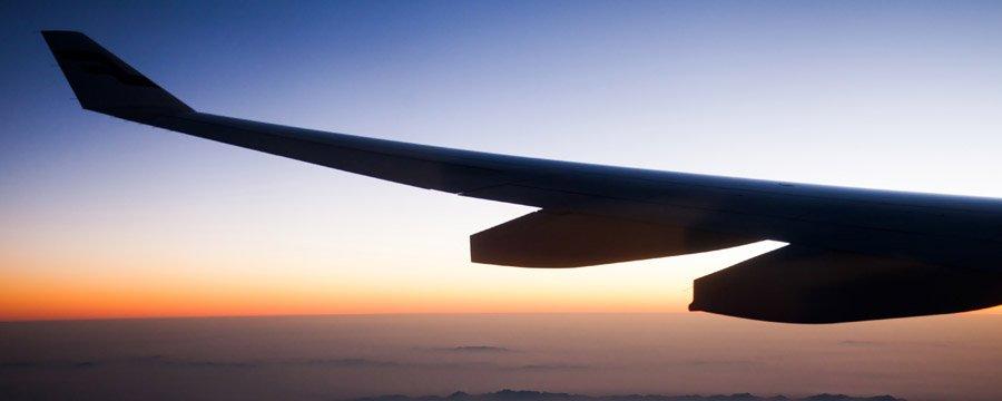 Broker   vs   luchtvaartmaatschappij