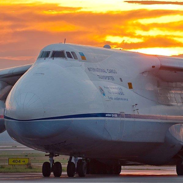 Vrachtvliegtuigen
